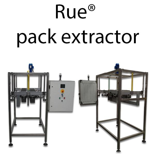 rue pack extractor min - Auxiliary elements